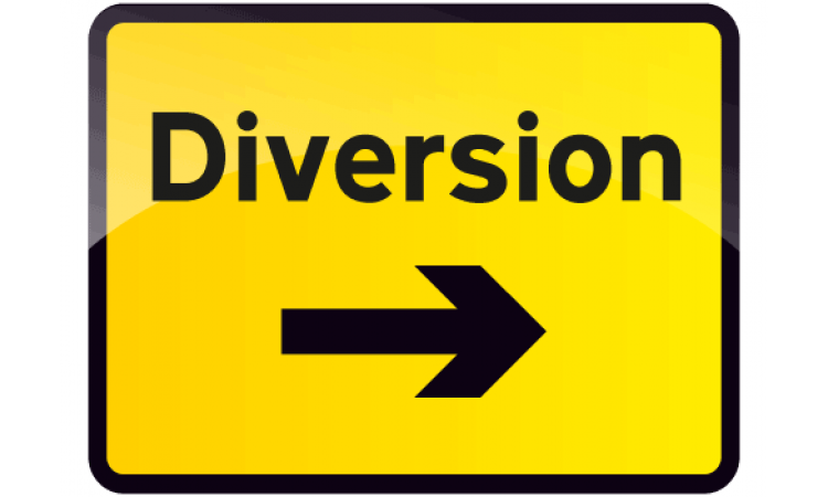 Diversion Right