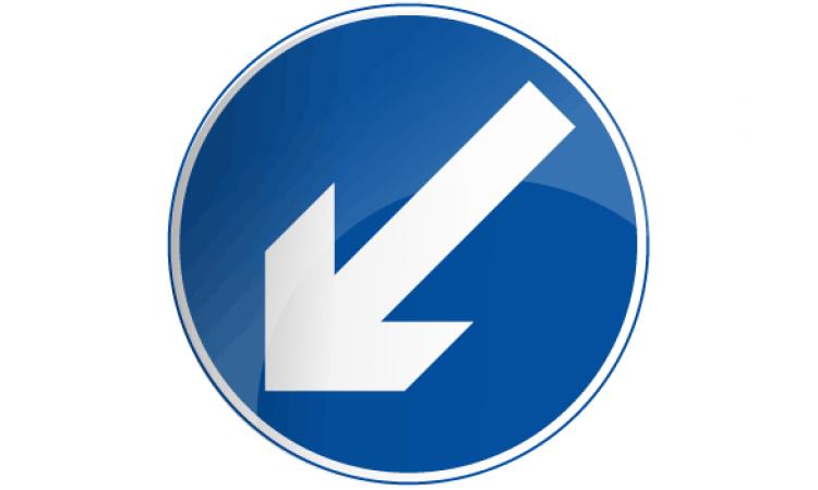 Keep Left 610
