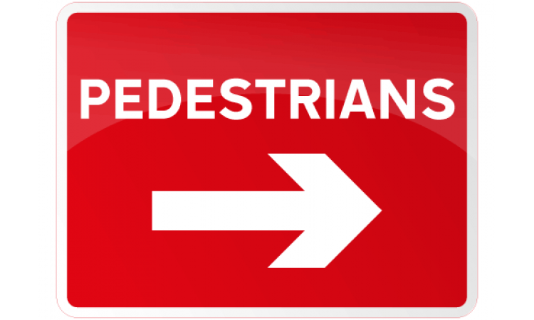 Pedestrians Right
