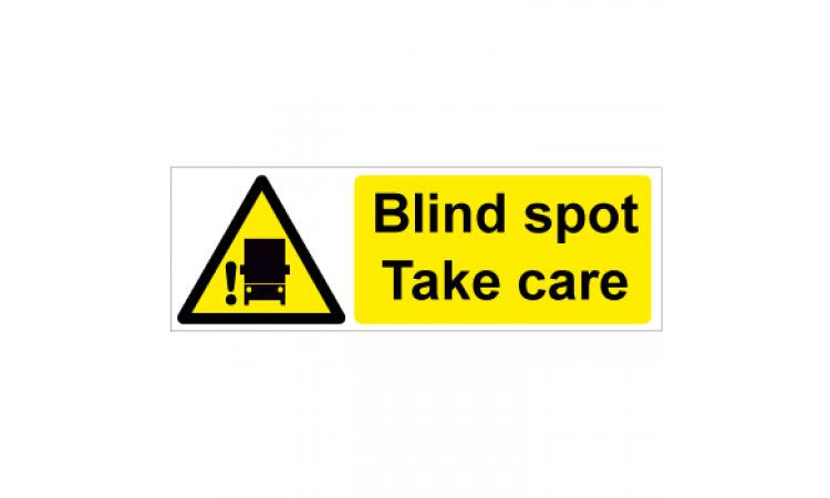 Blind spot - Take care