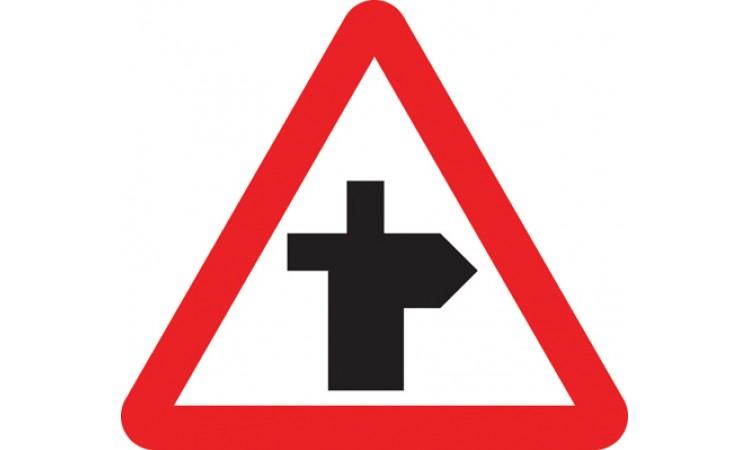 Crossroads ahead